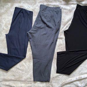 3 pant bundle Dressy Sz 20 & 22 Ava & Viv Limited